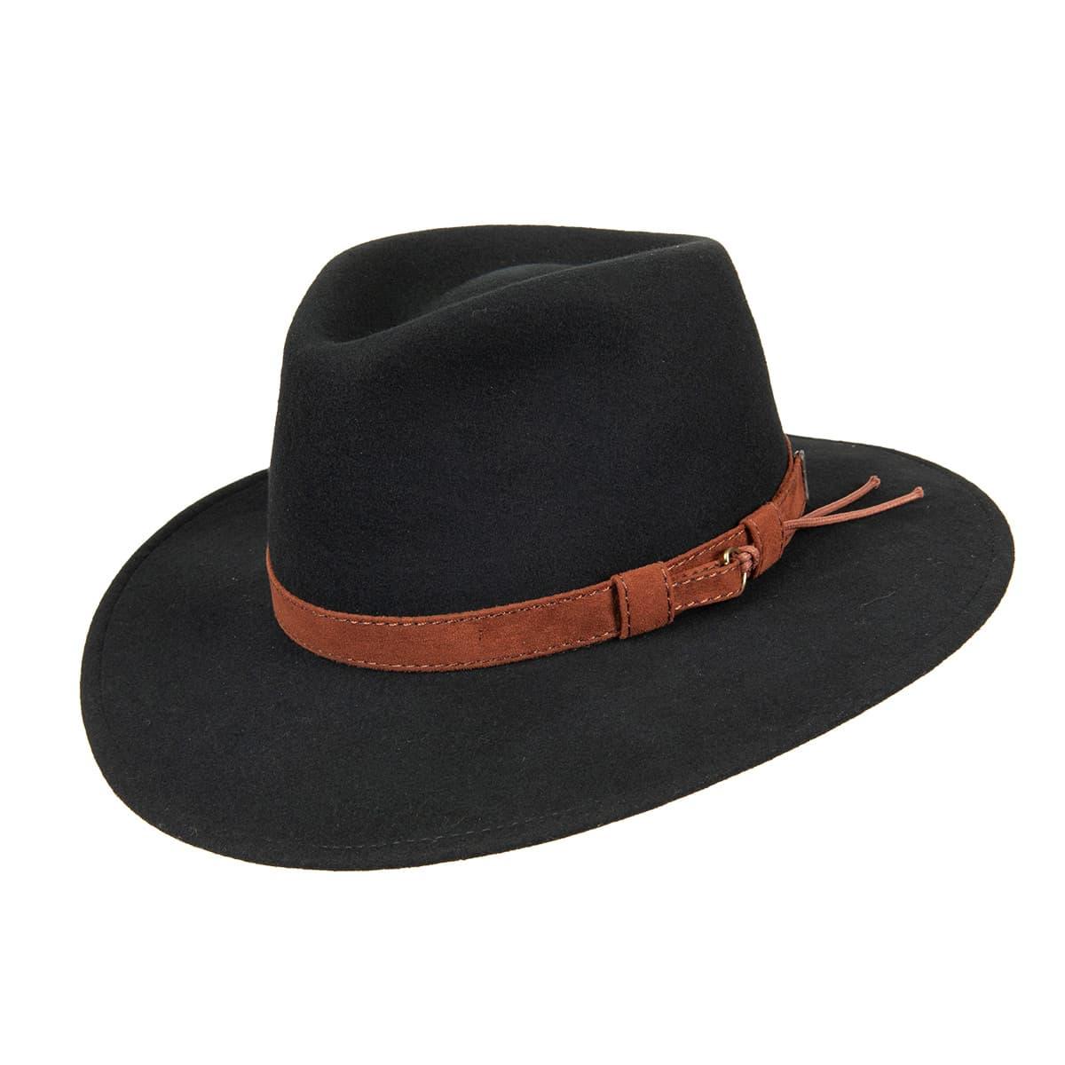 Cappello western in feltro lana 29a117e71c9f