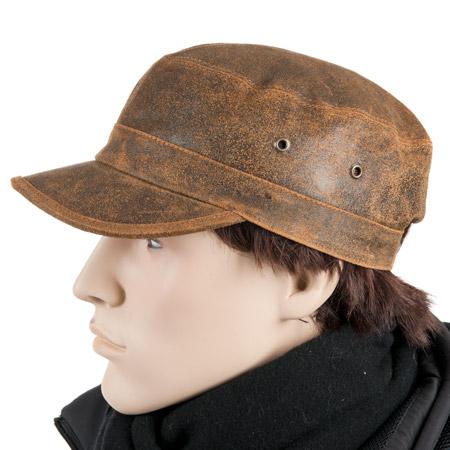 Leather Cap Fidel Castro Eur 54 90 Gt Online Hatshop For