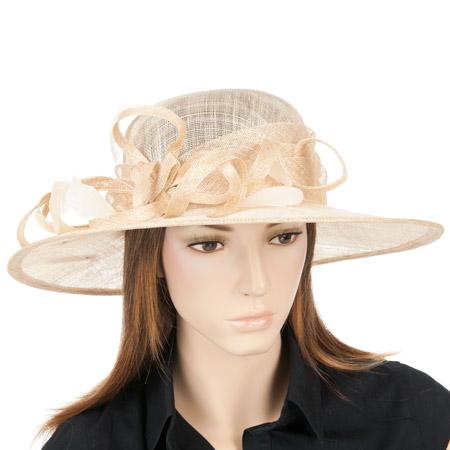 21db99617c0619 Sommerlicher Damenhut Abendhüte mit leichter Eleganz und breiter Krempe