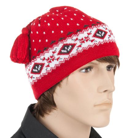 berretto da uomo in maglia con pile interno ed5bbe412525