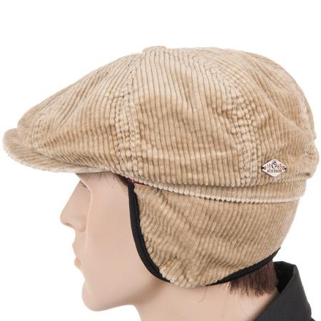 Hatteras Stetson - il berretto con visiera con paraorecchie 57319096b595
