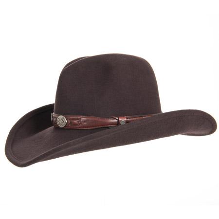 cappello da uomo by Stetson con tesa larga 04a96903c9b0