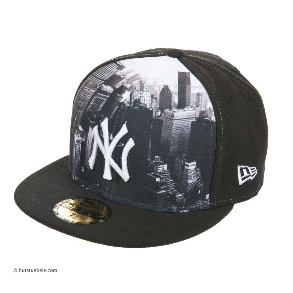 cappello con visiera ny