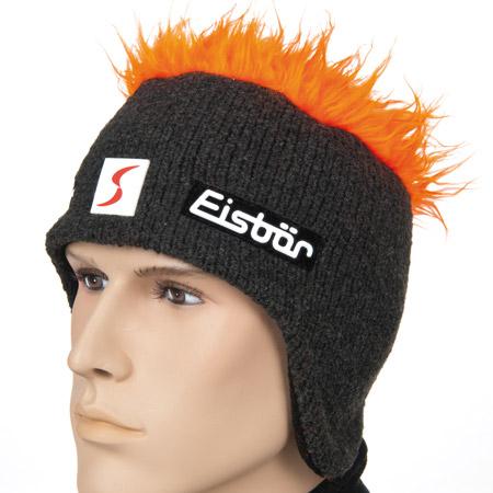 Cocker by EISBÄR - Un cappello invernale di tendenza in stile hairy 1b948a605dbd