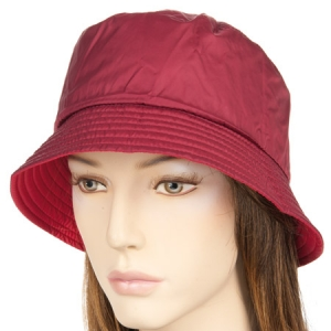 cappello reversibile e impermiabile da donna by �mati  -