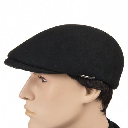 Flat cap model Calverton by Stetson 0ee621d0352