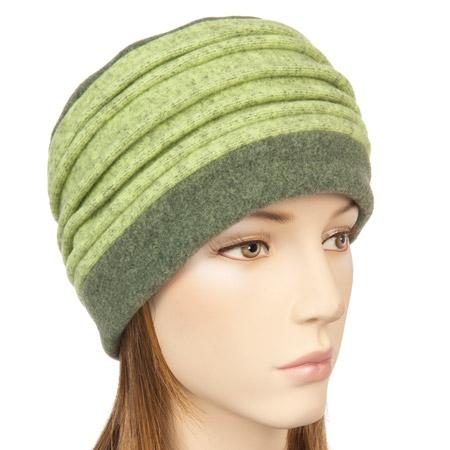 Cappello in pile di Hutter - per lo stile femminile