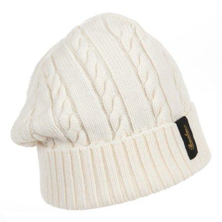 berretto in lana merino firmato Borsalino  324be997bee7