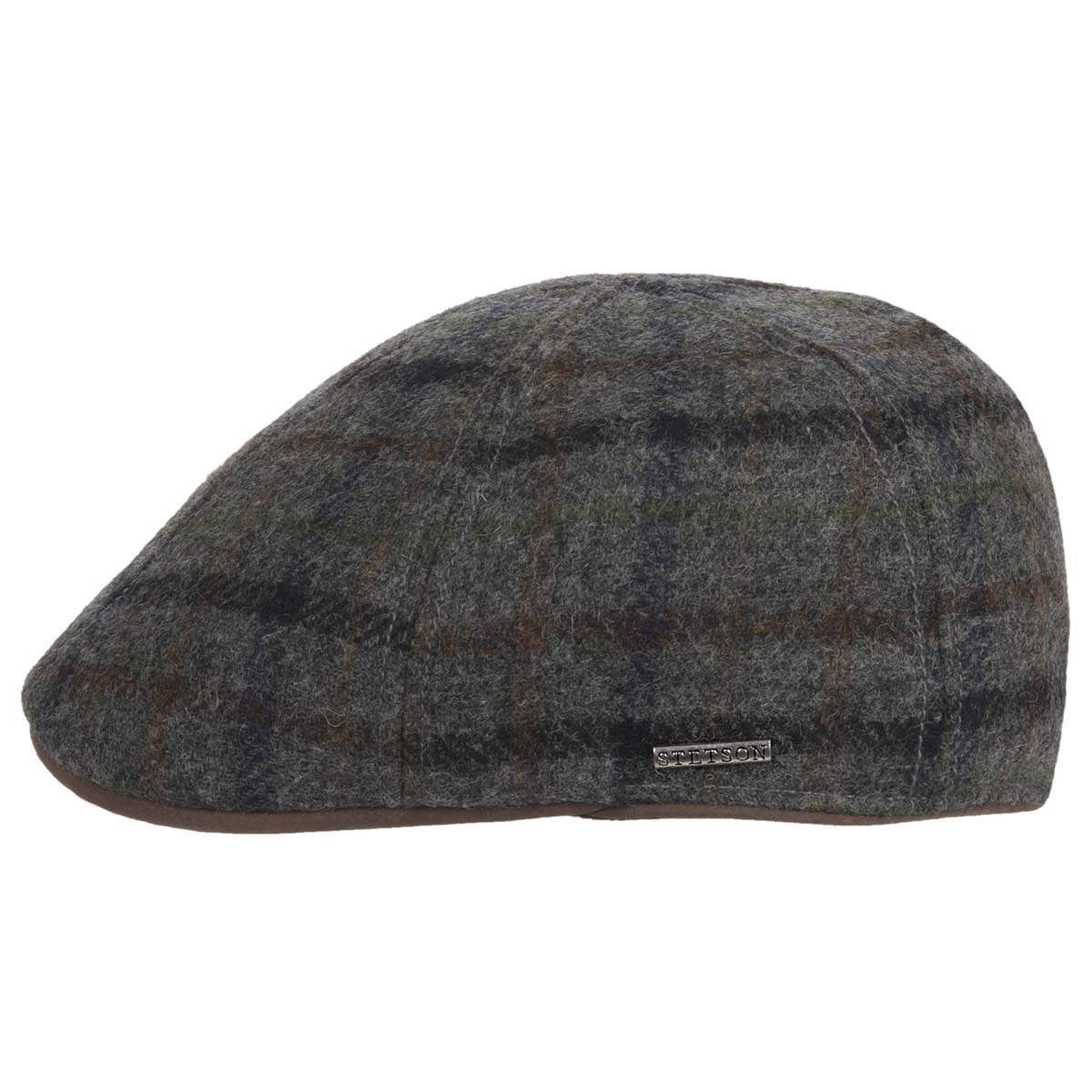 how to clean a wool flat cap