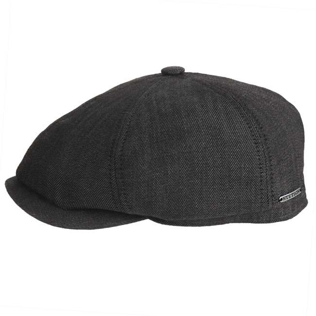 flat cap style Oregon wool linen by STETSON