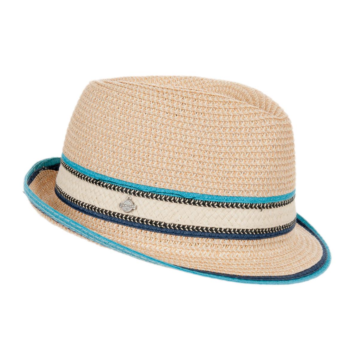 Cappello Con Pannello Solare : Cappello trilby con protezione solare by seeberger