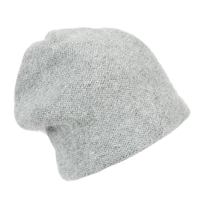 berretto angora con lurex, EUR 54,90 --> cappelleria Hutstuebele - cappelli  e berretti per uomo donna bambino