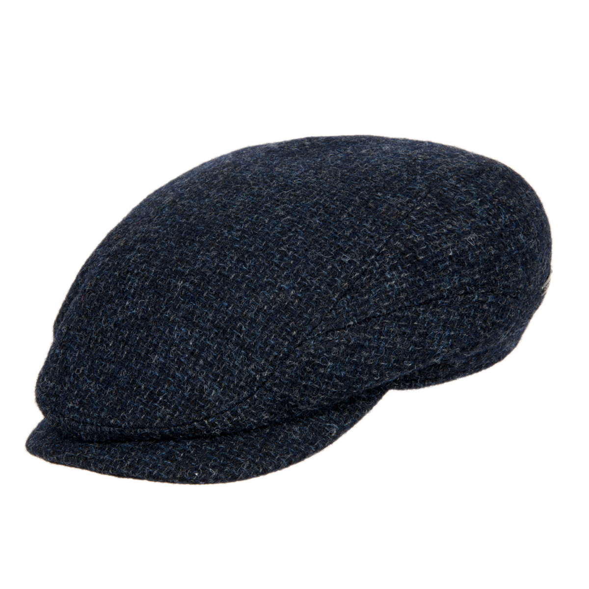 Flat Cap Lined In Wool Driver Cap Wool By Stetson