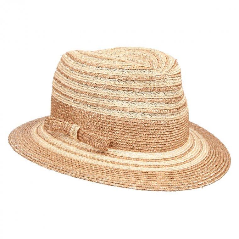 MAYSER   cappello donna in paglia e tessuto ...