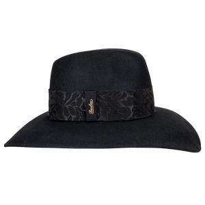 46730. Amalia cappello leggero in pelo fine firmato BORSALINO f0bb362ec80a