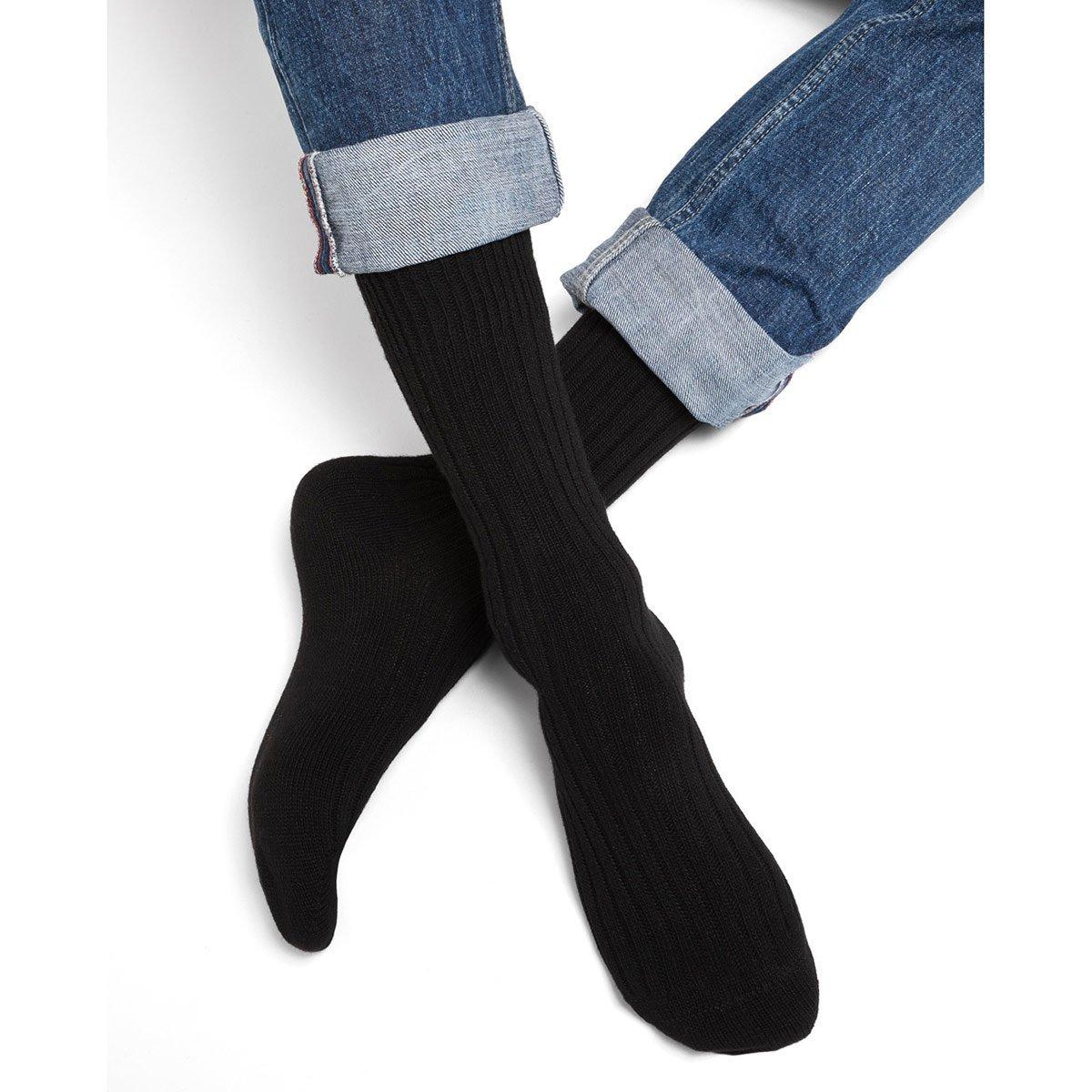 reputazione affidabile scegli ufficiale outlet in vendita BLEUFORET | calzini uomo in lana e cashmere