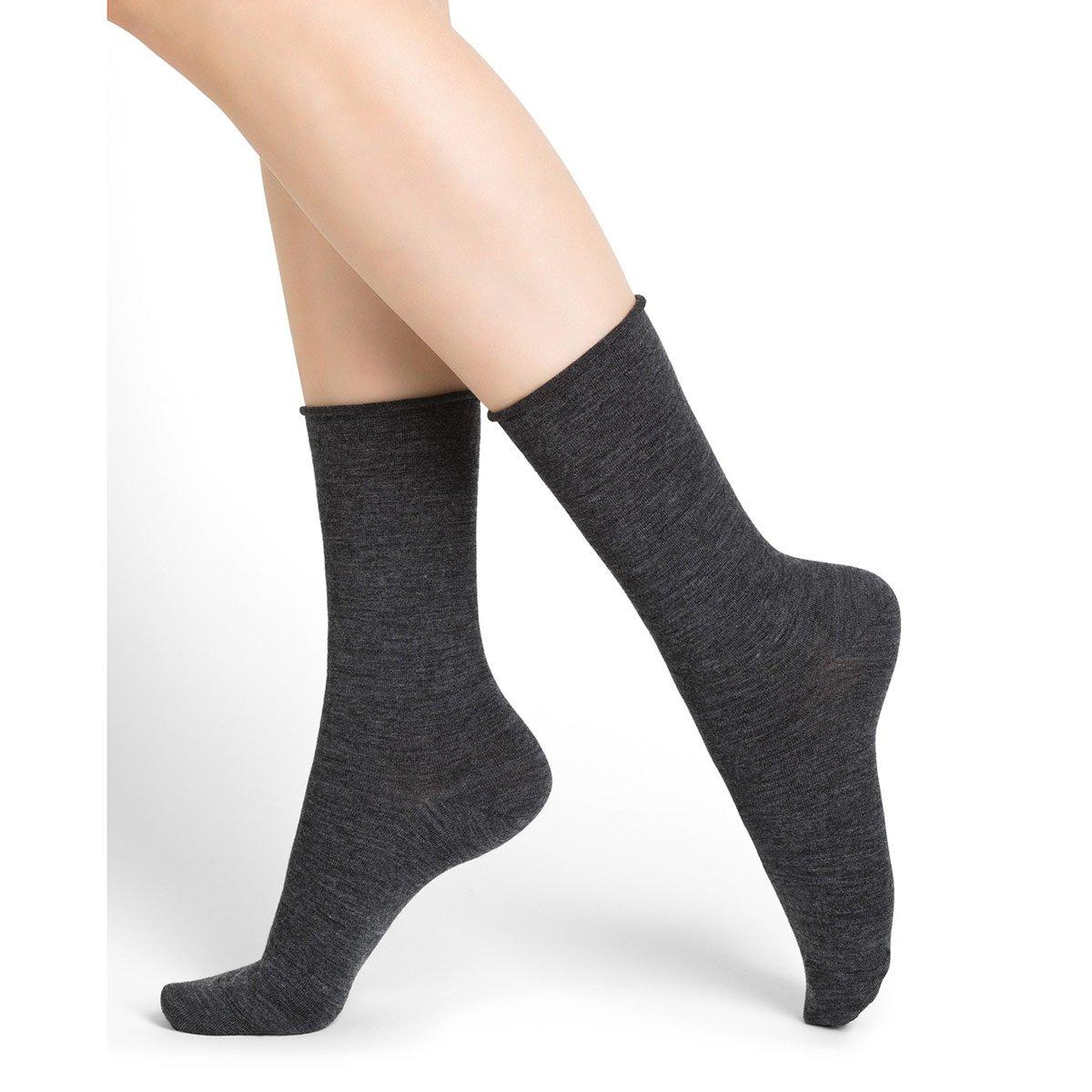 BLEUFORET | ladies socks wool cotton