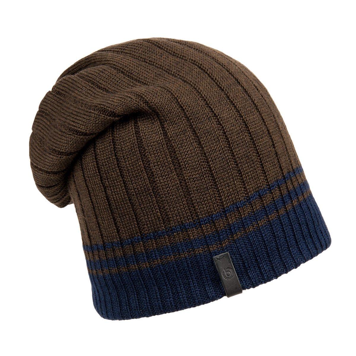 BUGATTI | reversible wooly cap