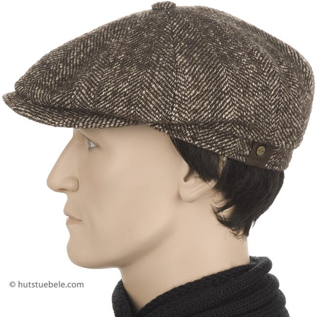Baker boy cap Hatteras by STETSON 330a57a59b7