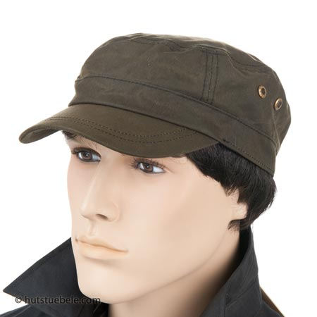 1a8b007ebca Baseball Cap by Stetson in washed-out look