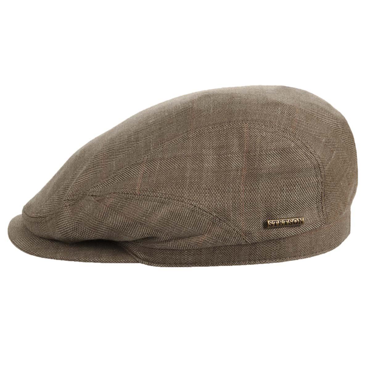 c7d4e44d368 Belfast flat cap by Stetson