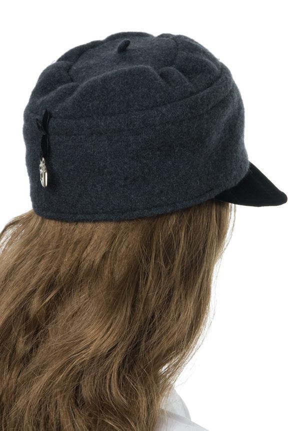 Cappello Fantasioso Da Donna Visiera Con R4A53jL