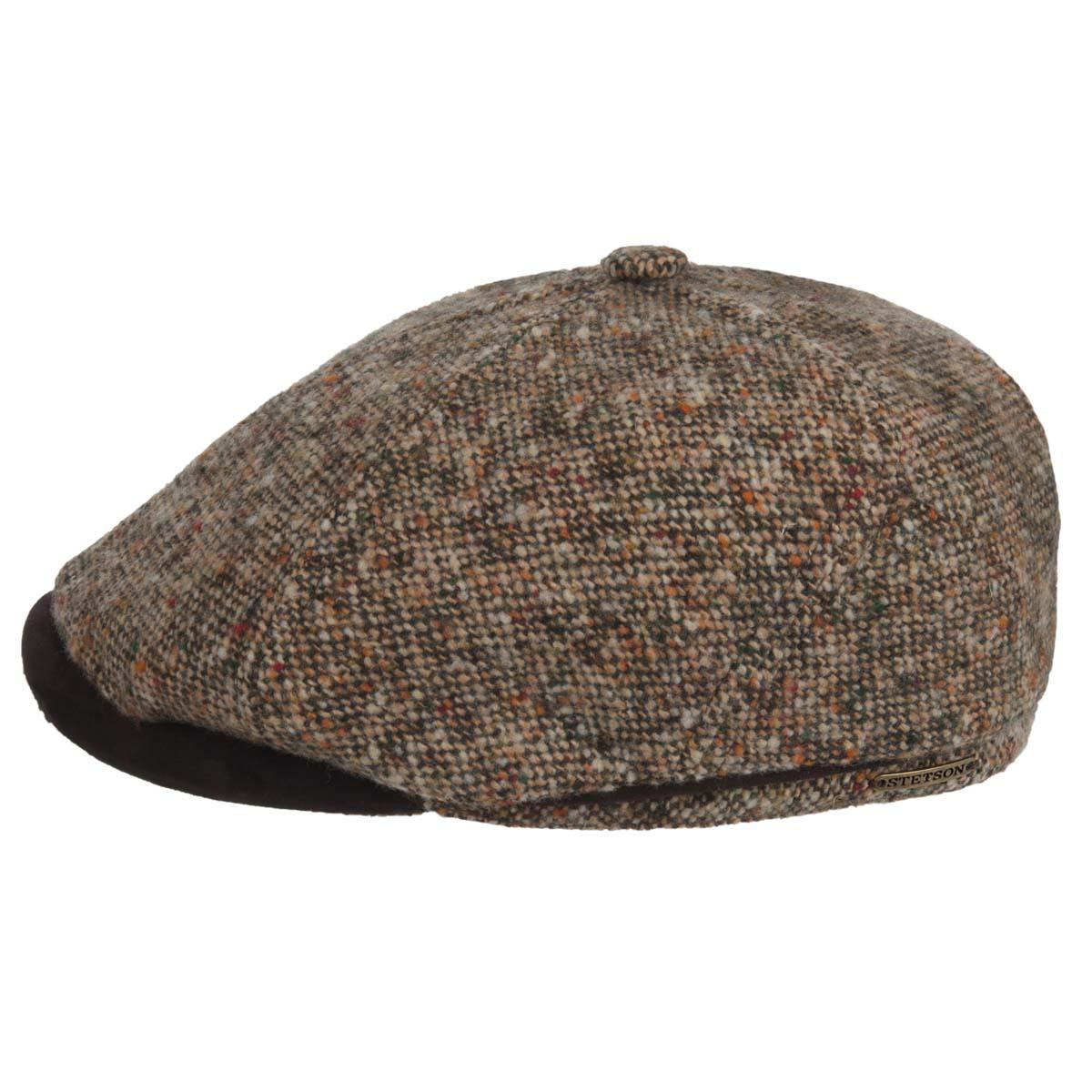 9ee3b604e2700 Trendy flat cap signed Stetson