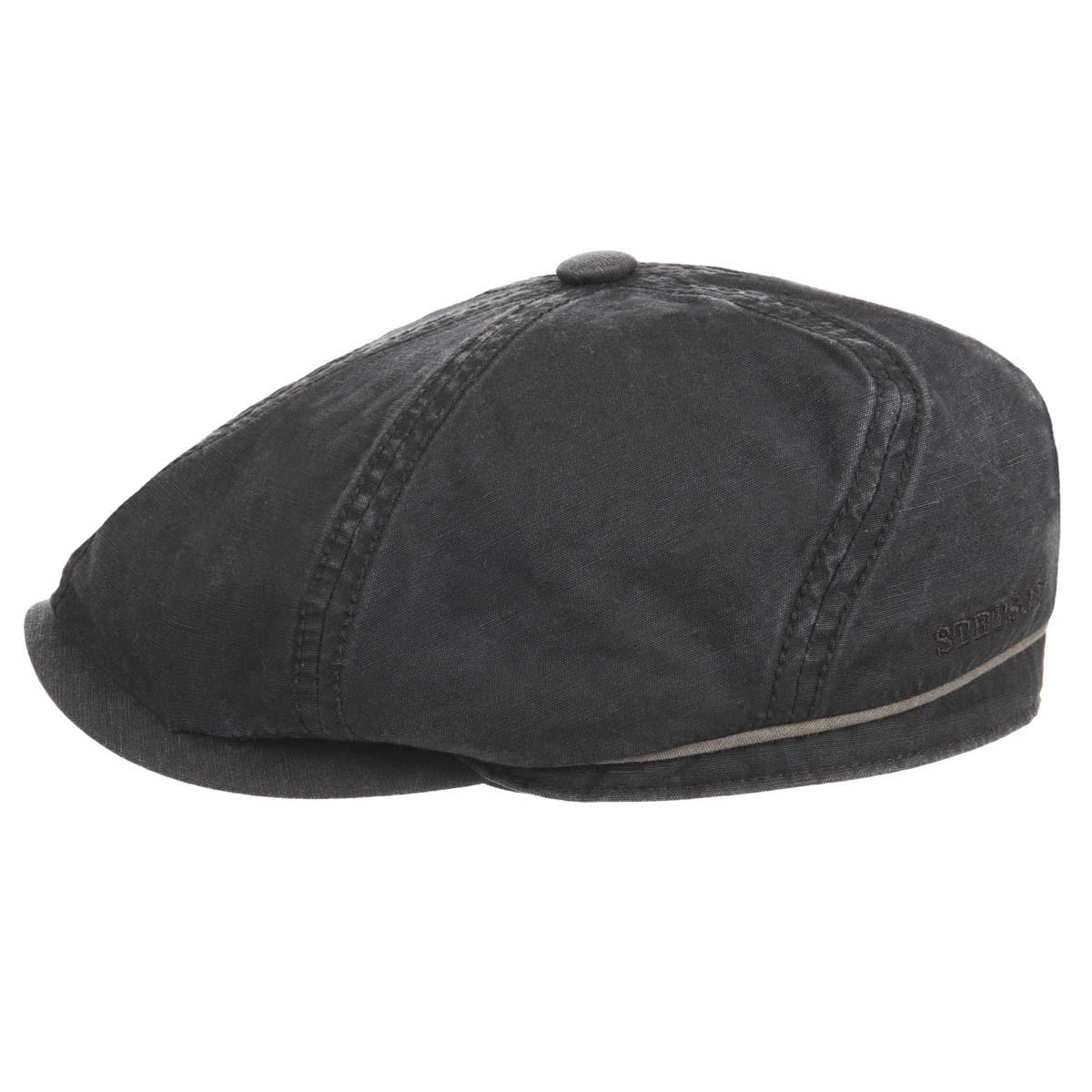 272c52986ed Trendy flat cap signed Stetson