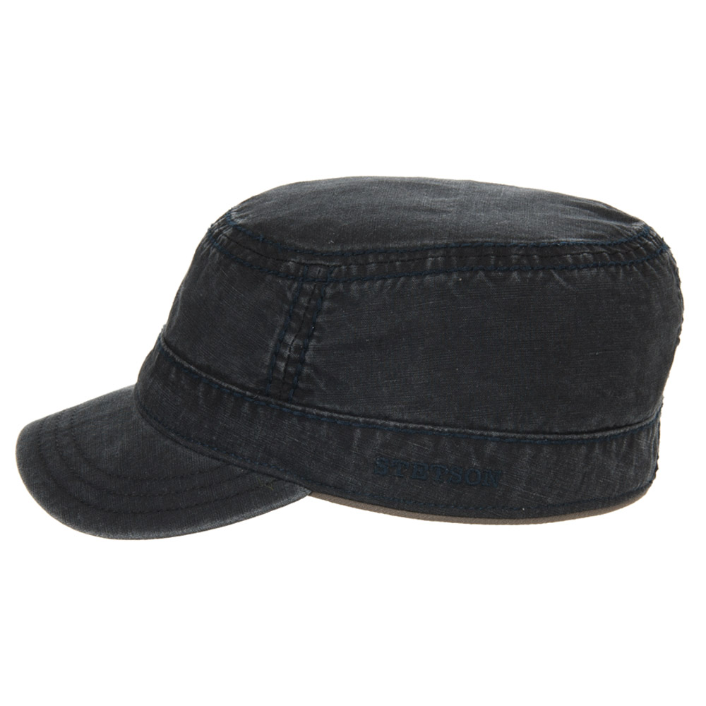7b40d2cd Cap with visor by Stetson Cap with visor by Stetson