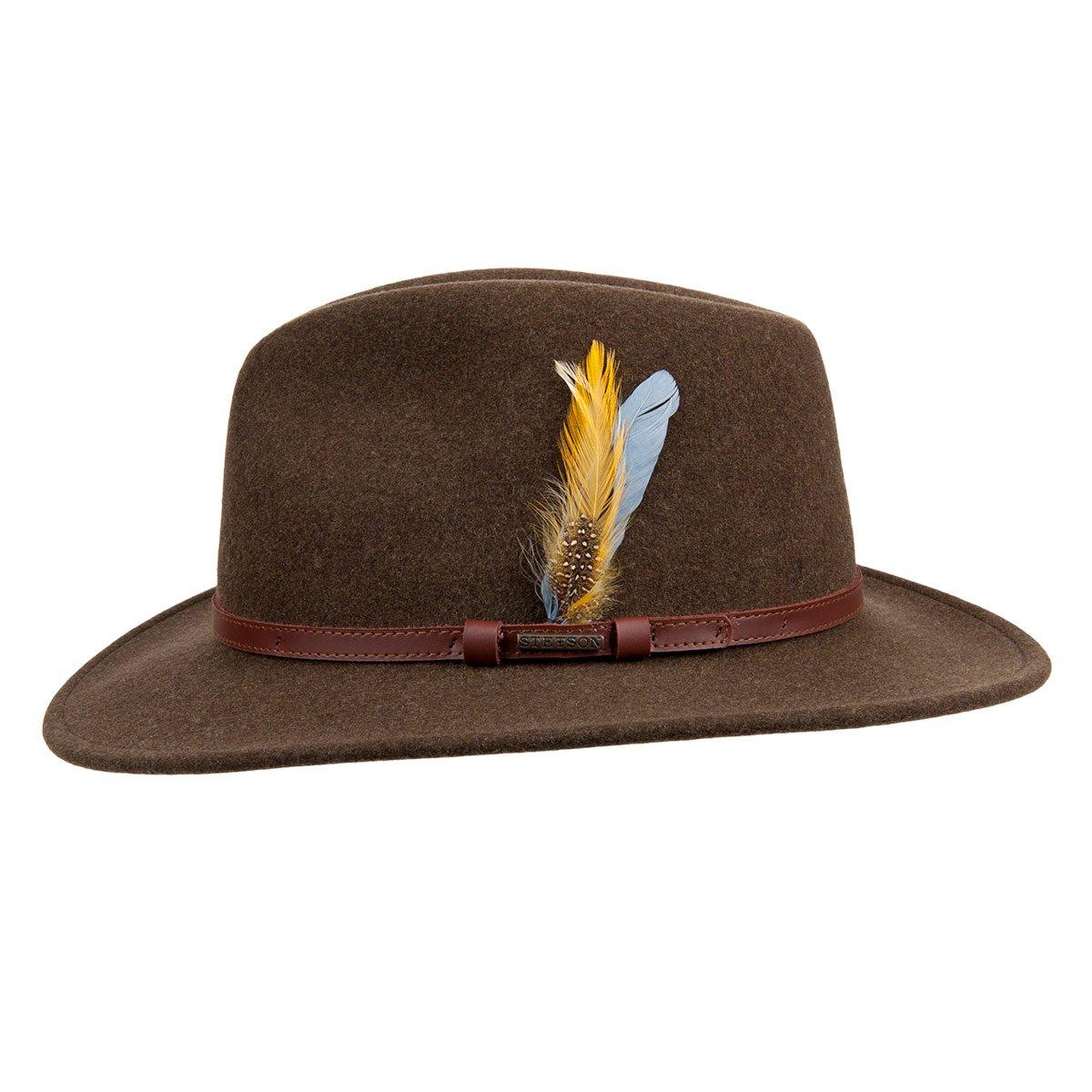 Cappello Newark Newberg Vitafelt firmato STETSON