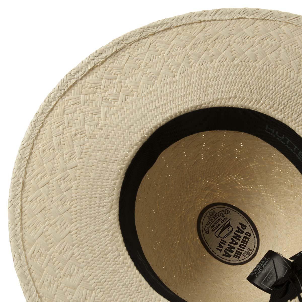 ... Cappello Panama da donna a tesa larga by HUTTER 989fb9de8d35