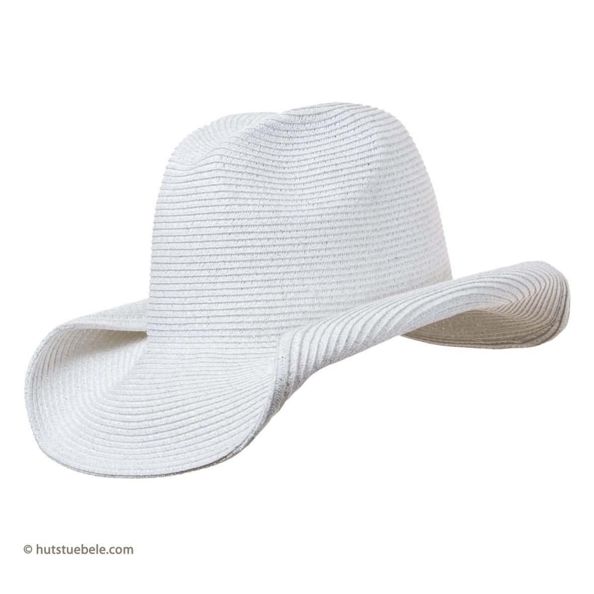 Cappello affascinate di stile cowboy da donna by HUTTER ... 8b9d7d923375