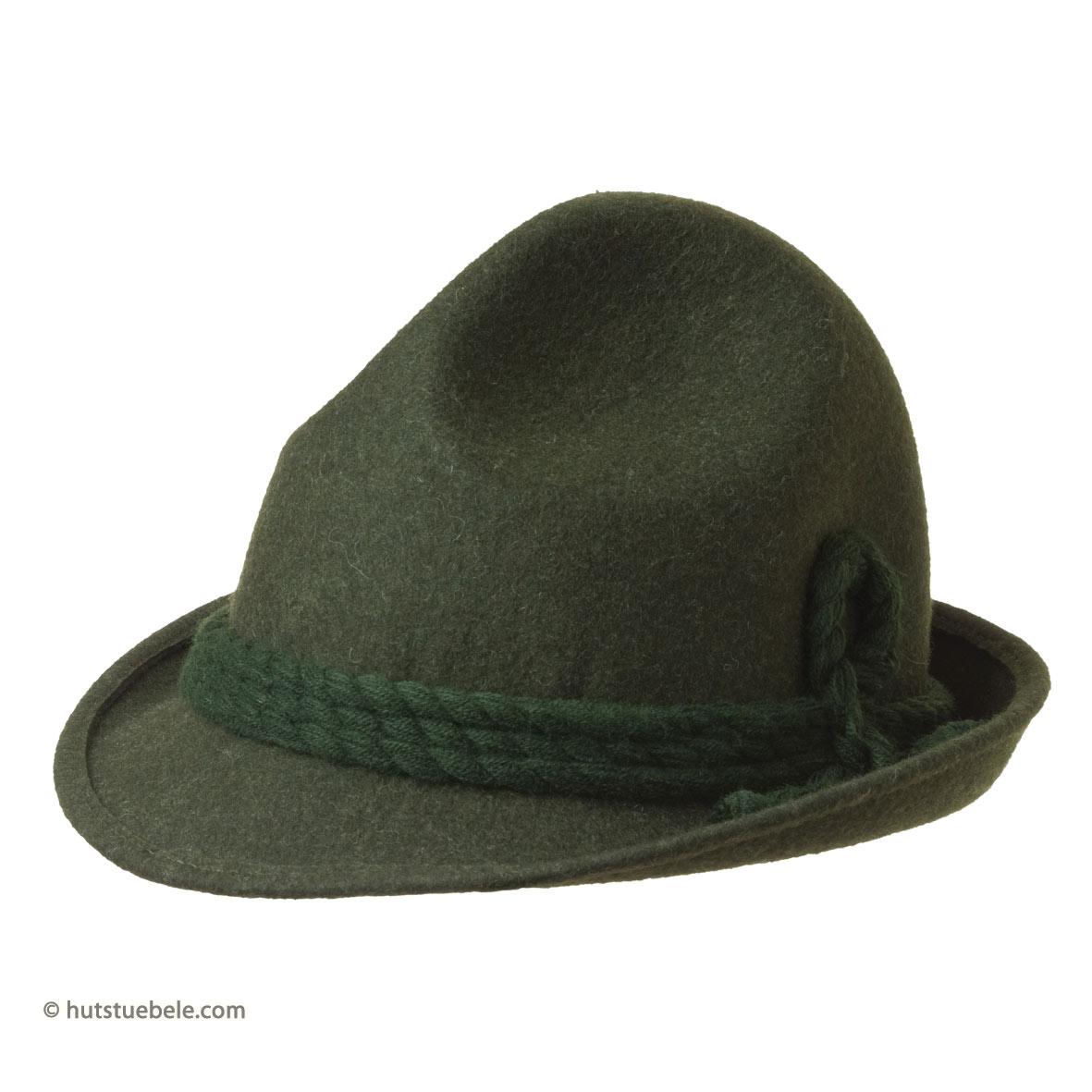 rivenditore online raccolto vendita outlet Cappello da cacciatore con cordoni di lana
