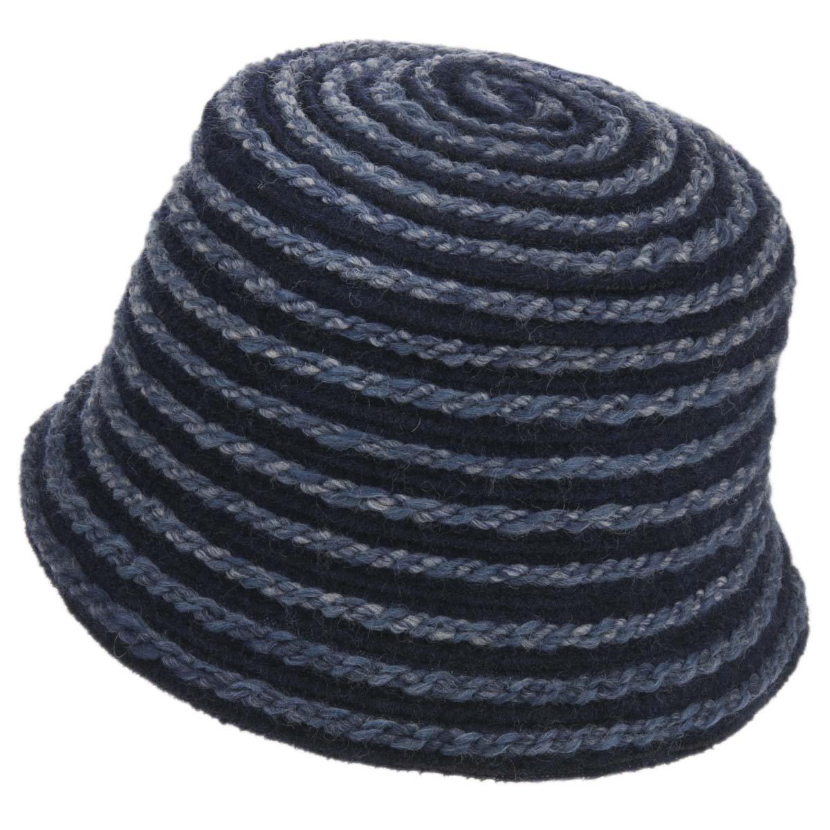 Cappello da donna tascabile modello cloche ... 3bea815cf2b5