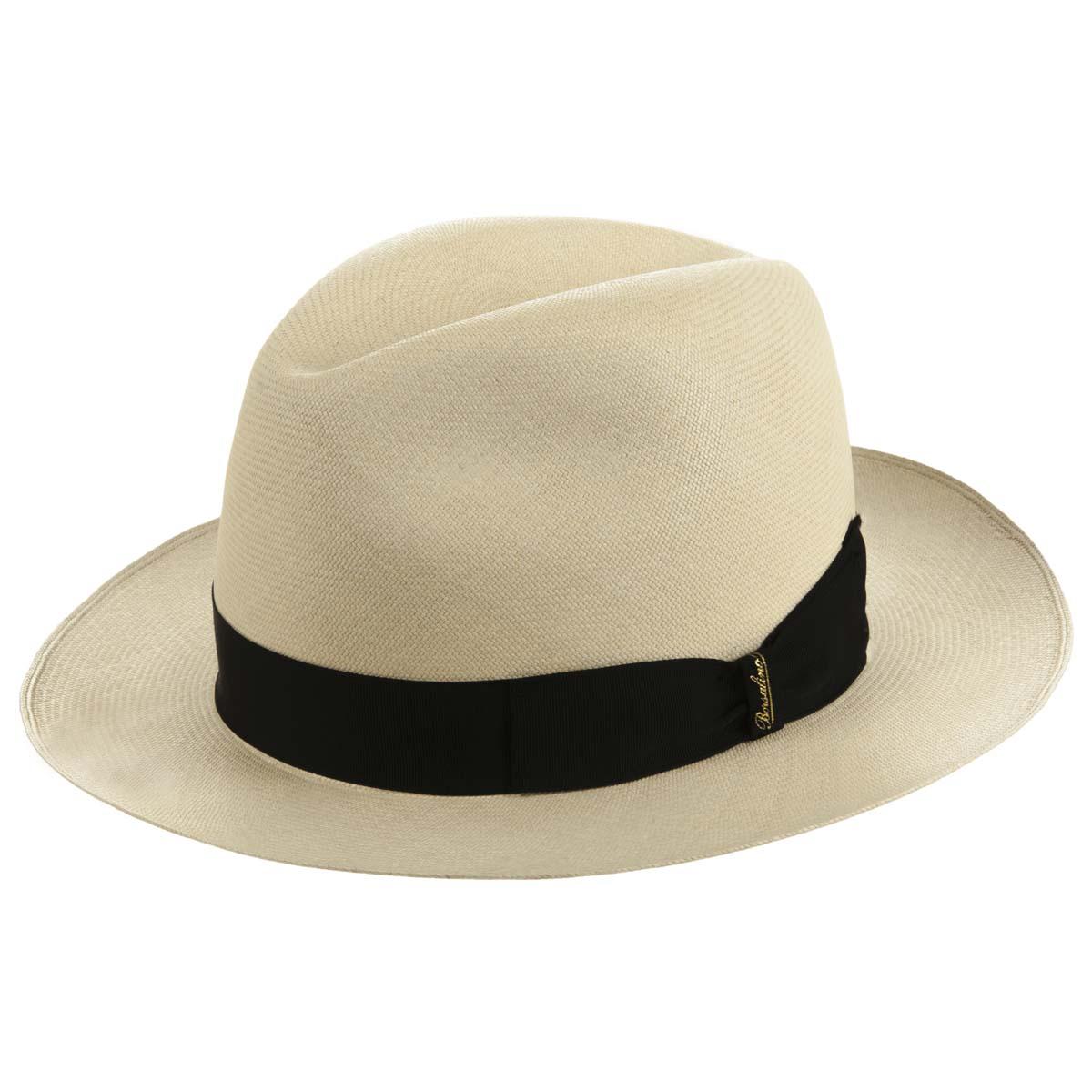 Cappello di lusso Panama Montecristi firmato BORSALINO ... 140f1c8315af