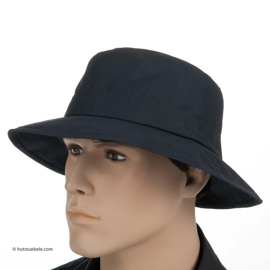 Cappello idrorepellente a tesa larga firmato Stetson Cappello idrorepellente  a tesa larga firmato Stetson dd1d597d93c3