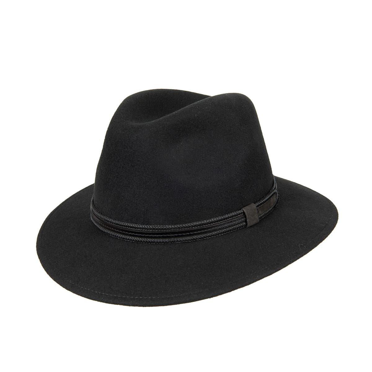Cappello in feltro di lana per uomo e donna eceaad256847
