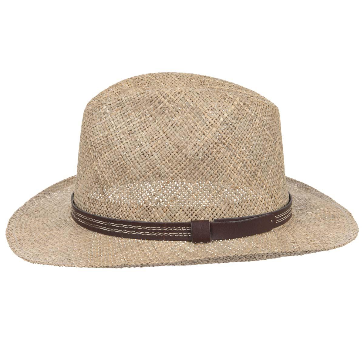 Cappello in paglia per uomo e donna