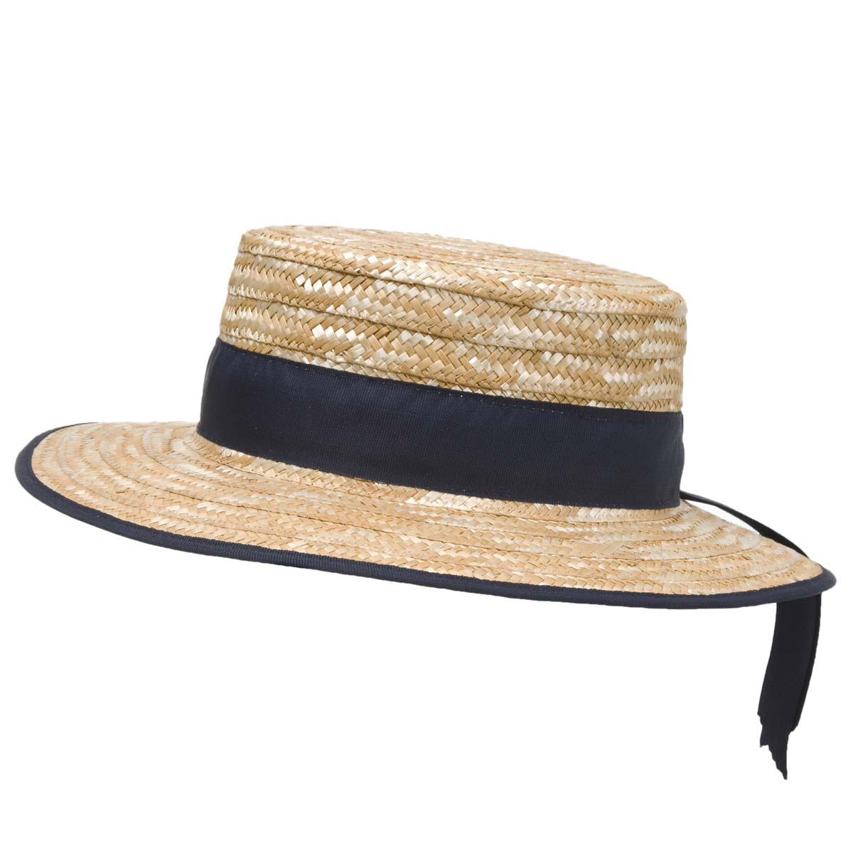 Cappello in paglia da gondoliere cfd04815a8fe