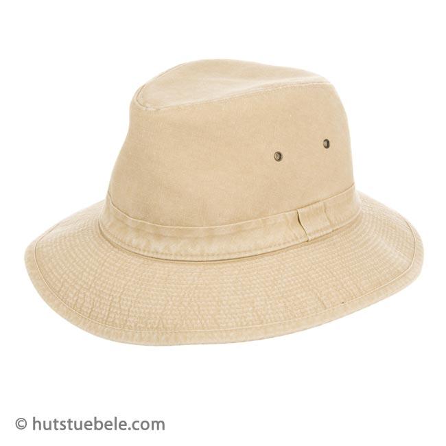 Cappello leggero in tessuto di cotone d ... 656747e22702