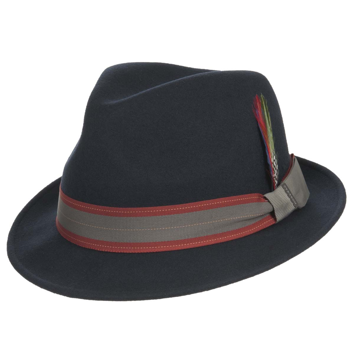 Cappello modello Trilby Oneida Wool firmato STETSON ... 898ee201e8d8