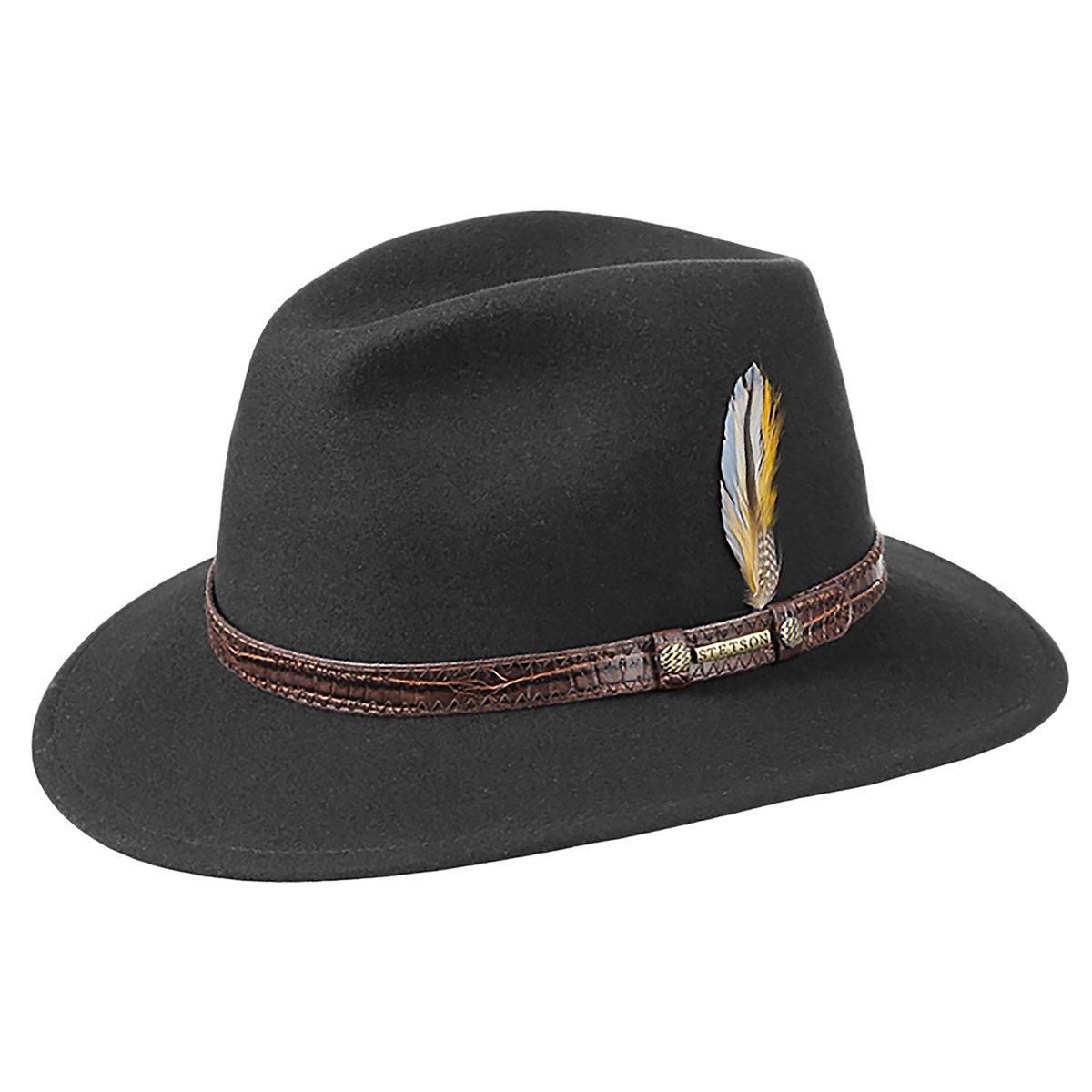 cappello in feltro lana firmato STETSON 9ba8266e2540