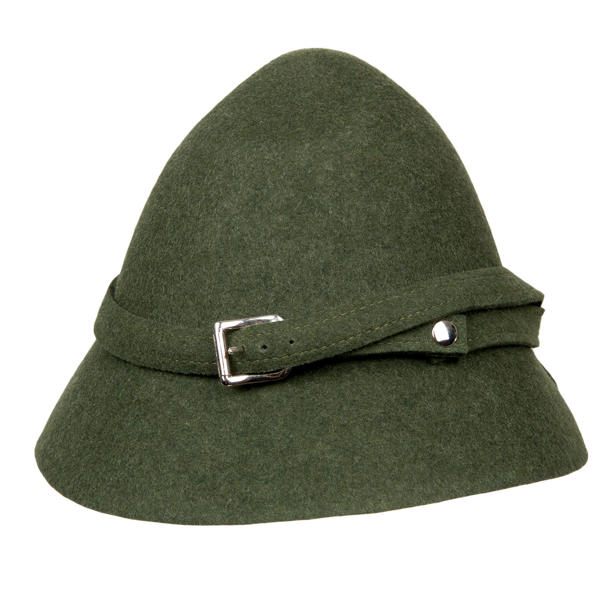 Cappello tascabile di feltro tipico tirolese firmato HUTTER ... f11951d9de19
