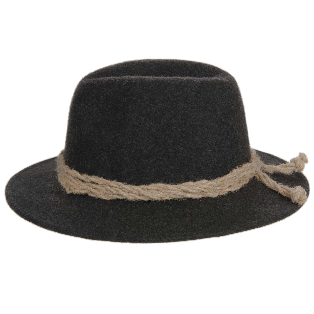 Cappello tirolese in feltro di lana Cappello tirolese in feltro di lana