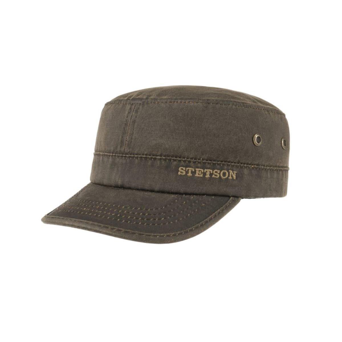 d187f46a Cuba cap style signed STETSON ...