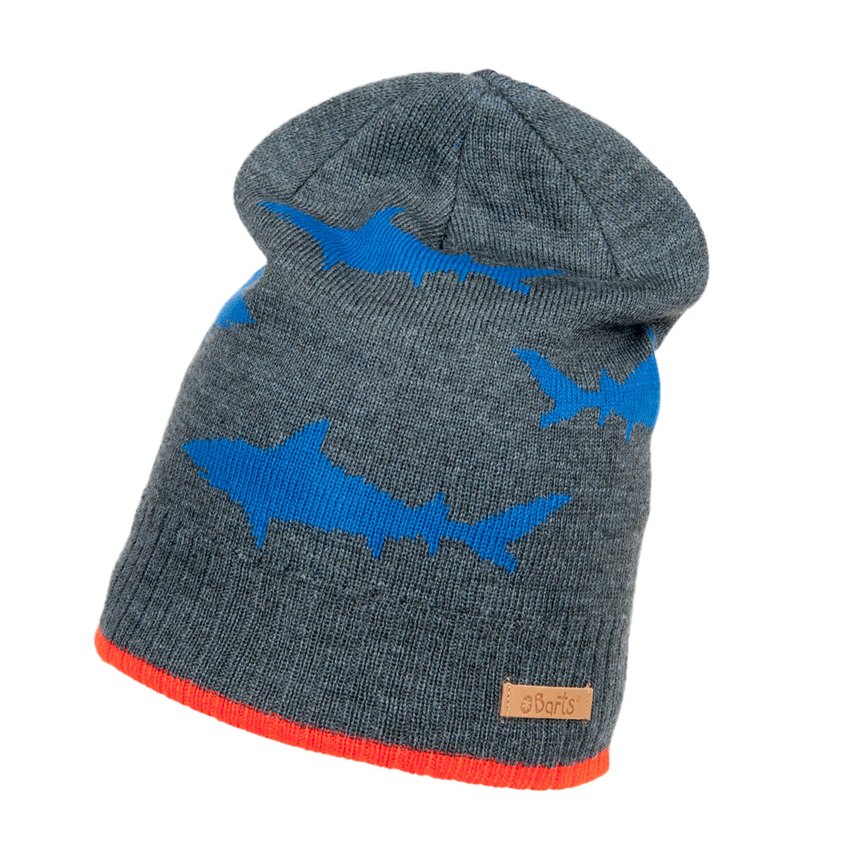 6e2922fe BARTS beanie beret with sharks for kids