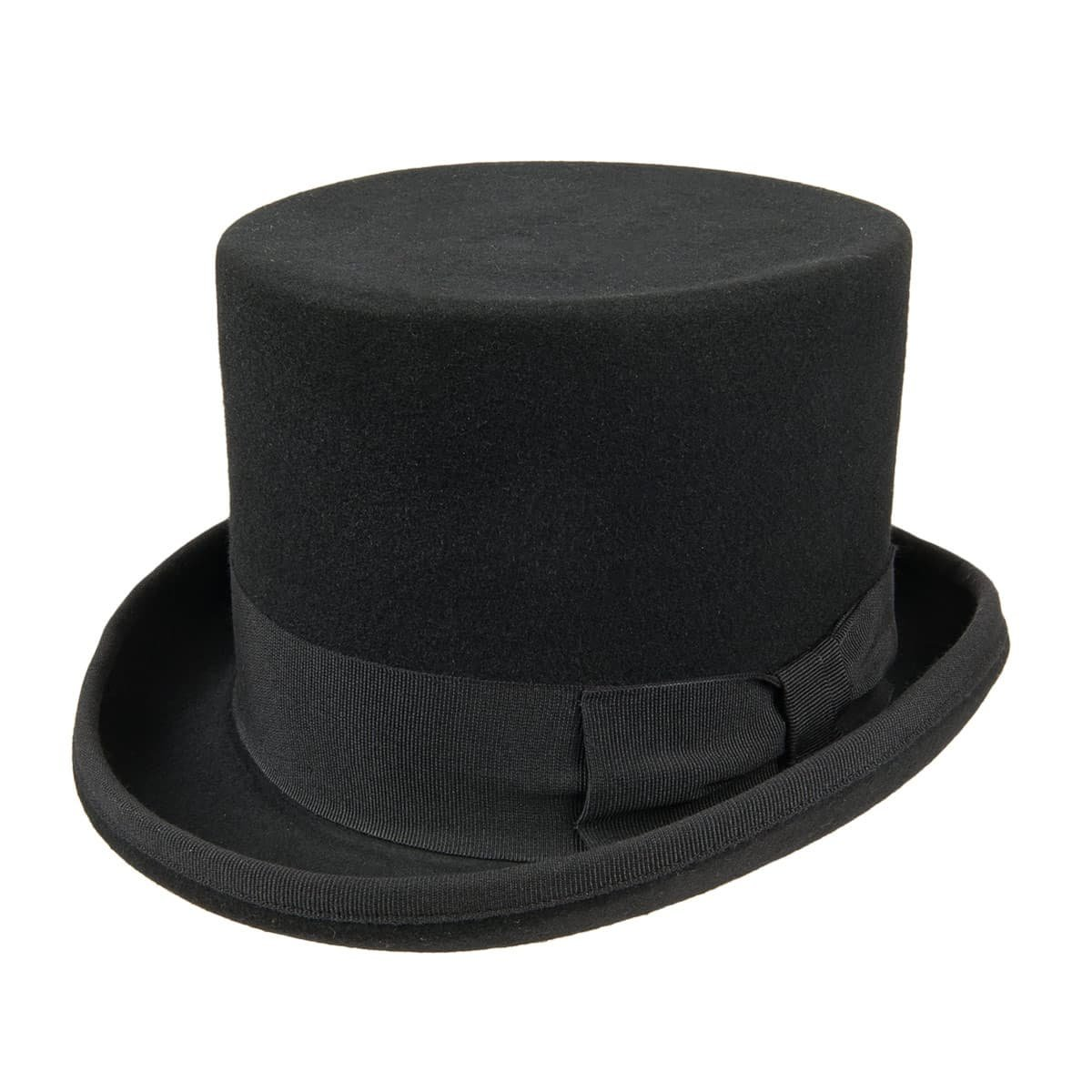 cheap top hat in woolfelt 7bc22494bf5