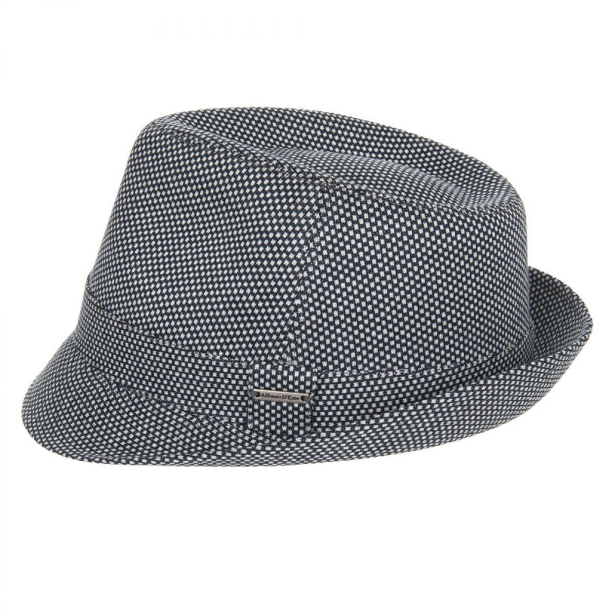 Dave cappello trilby firmato Alfonso d´Este ... 80dc1609ccfa