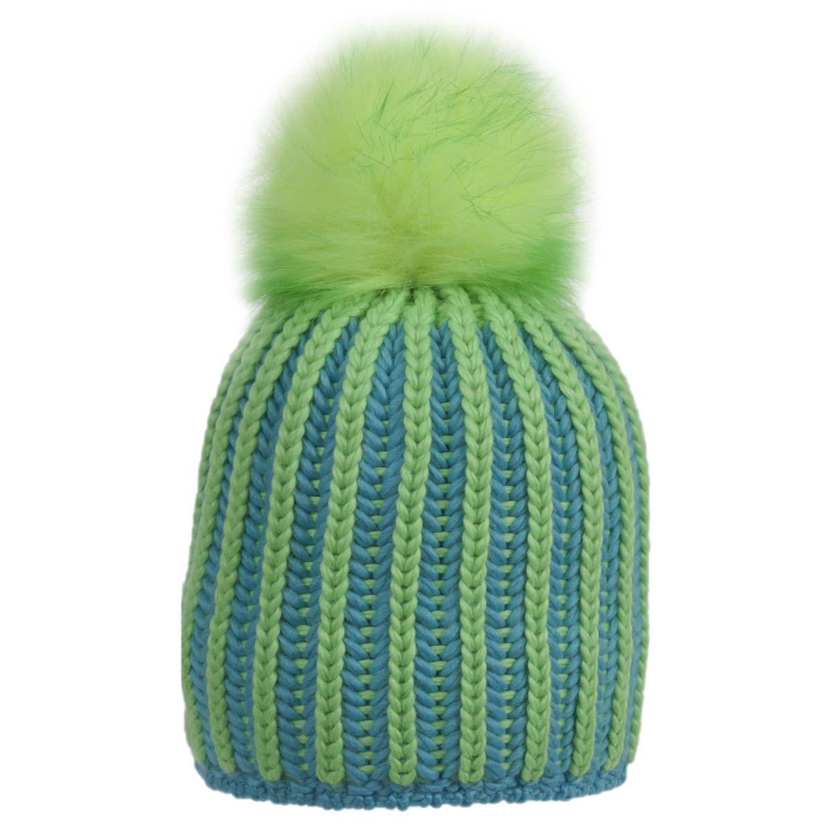 godere del prezzo di liquidazione scarpe da ginnastica a buon mercato ben noto EISBÄR   cuffia pompon in lana maglia