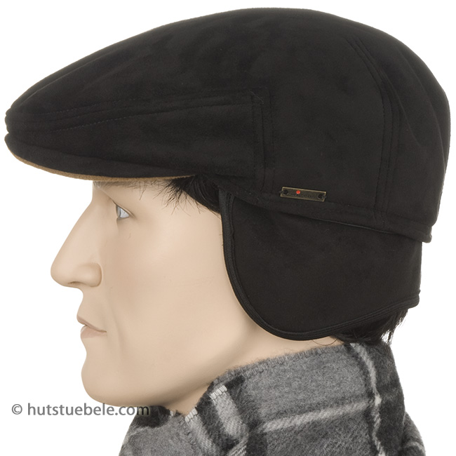 flat cap in top quality by WIGENS 150a2efc8c9